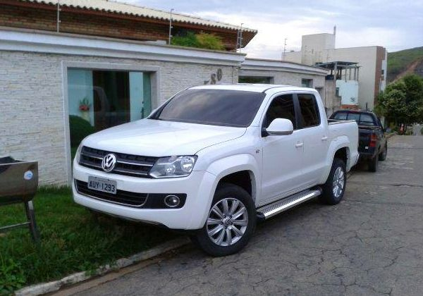 Foto Amarok Highline 2012 top e nova 2017 pago - 2012 1