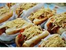 Deliciosos mini hot-dogs. A partir de R$35, 00 o cento