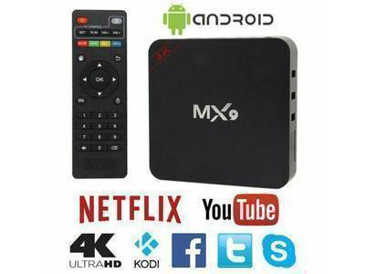 Foto TV box sua TV simples para SMART 1