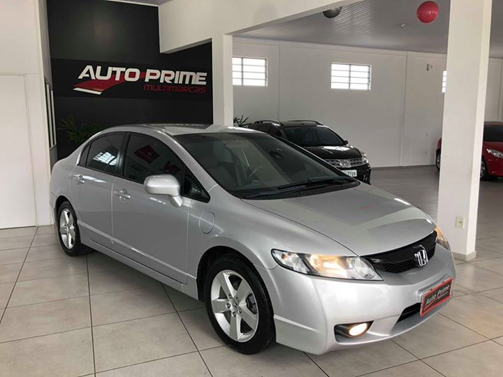 Foto CIVIC LXS 1.8 2009 IMPECAVEL 1