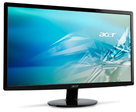 Foto MONITOR LED 20 1600X900 12000000 1 / 5MS S201HL ACER 1